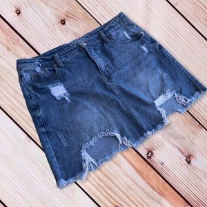 4/$20 Wild Fable size 12 jean skirt